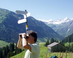 Entdecke das Unsichtbare - Nature Watch im Lechtal - Foto Hotel Post Steeg