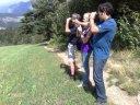 Nature Watch Führung beim Grünwalderhof