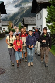 Nature Watch im Karwendel: Start in Scharnitz