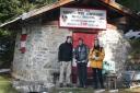 Das Geo-Team am Kaunergrat