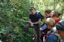 Hermann Sonntag vom Alpenpark Karwendel