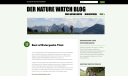 Nature Watch Blog