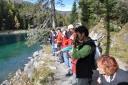 Türkises Wasser: der Obernberger See