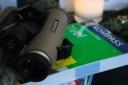 Swarovski Optik und Kompass im Gepäck