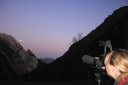Nature Watch pur: der Mond im Visier